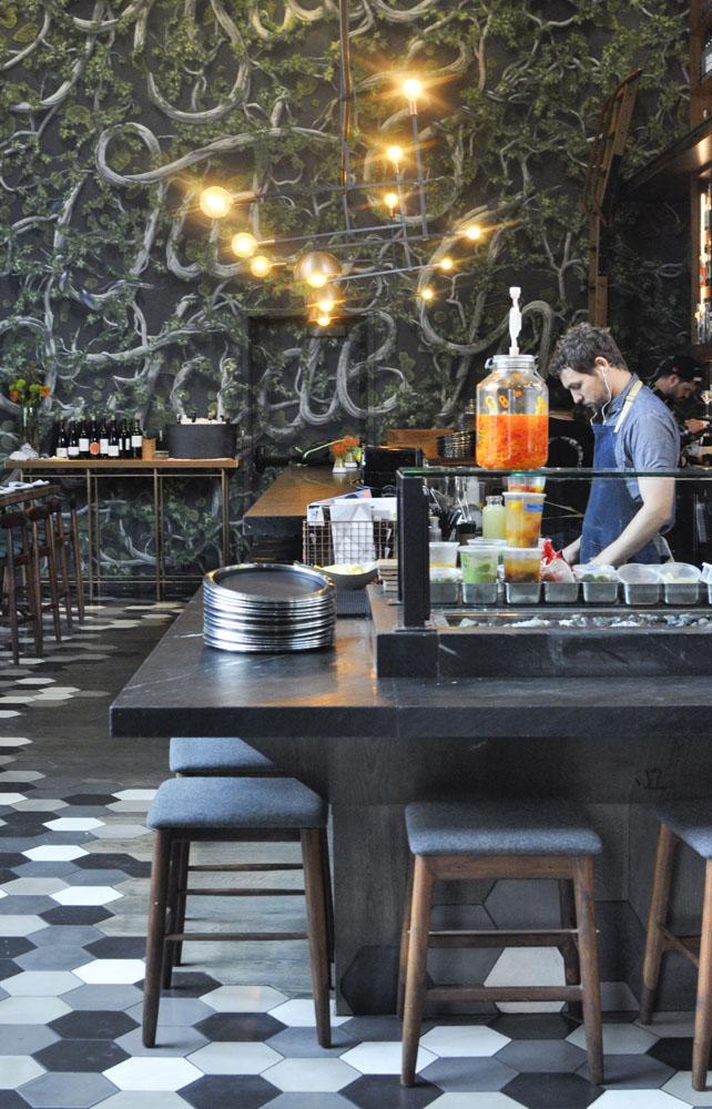 Otium: Broad Museum Restaurant